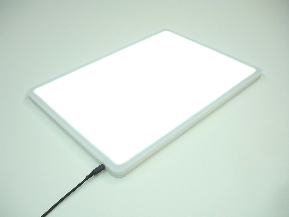 Details About A2 Super Led Light Box Tracing Drawing Design Art Light Pad