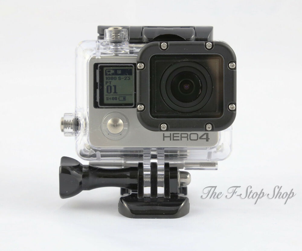 underwater waterproof housing case gopro hd hero 3 3 4. Black Bedroom Furniture Sets. Home Design Ideas