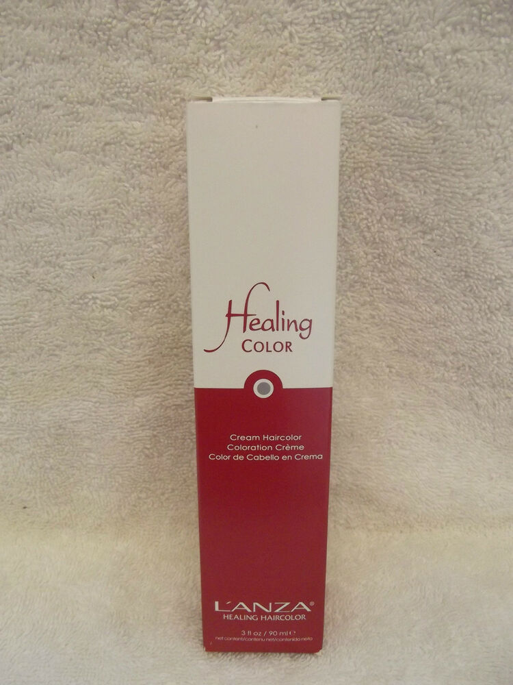 Lanza Healing Professional Cream Hair Color Levels 8 Up U Pick