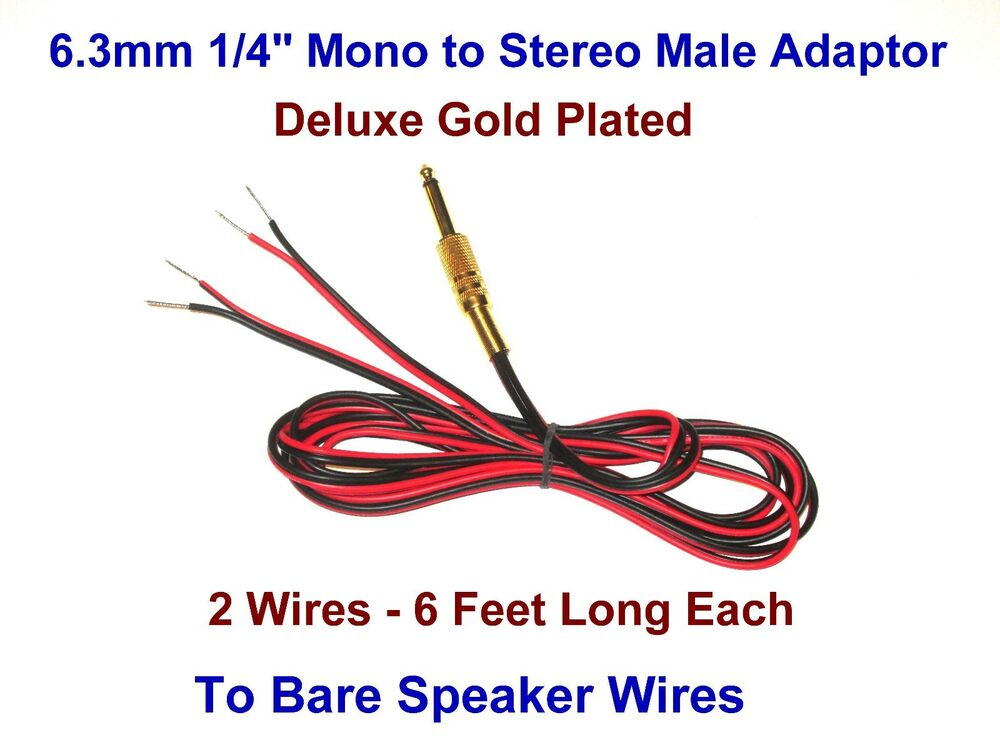 how to connect speaker 3 wires