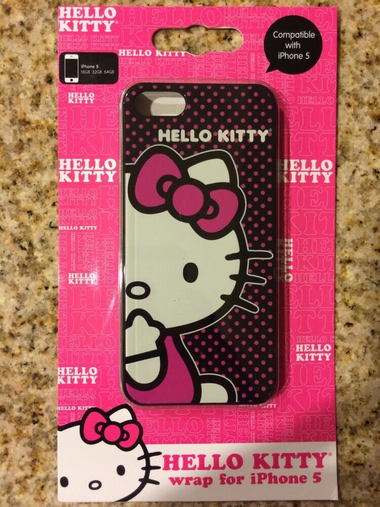 hello kitty iphone case hello kitty apple iphone 5 5s kt4489pbd new in box 8737