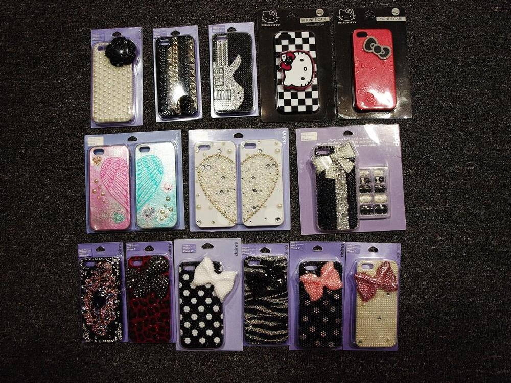 Claires Iphone Se Cases