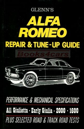 shop manual service repair alfa romeo workshop guide book. Black Bedroom Furniture Sets. Home Design Ideas