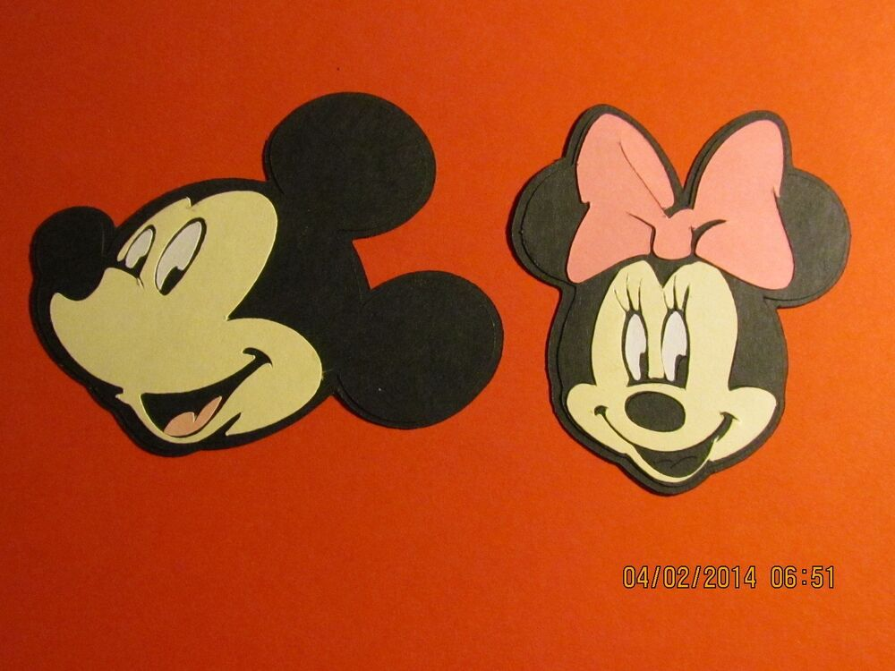 mickey mouse cut s - photo #24