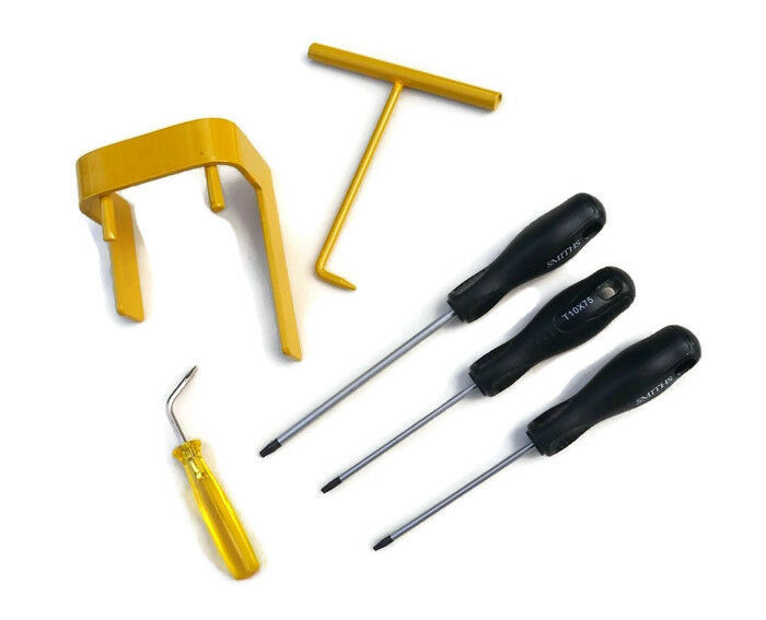 Unofficial Dyson Trade Tool Set Repair Tools For All