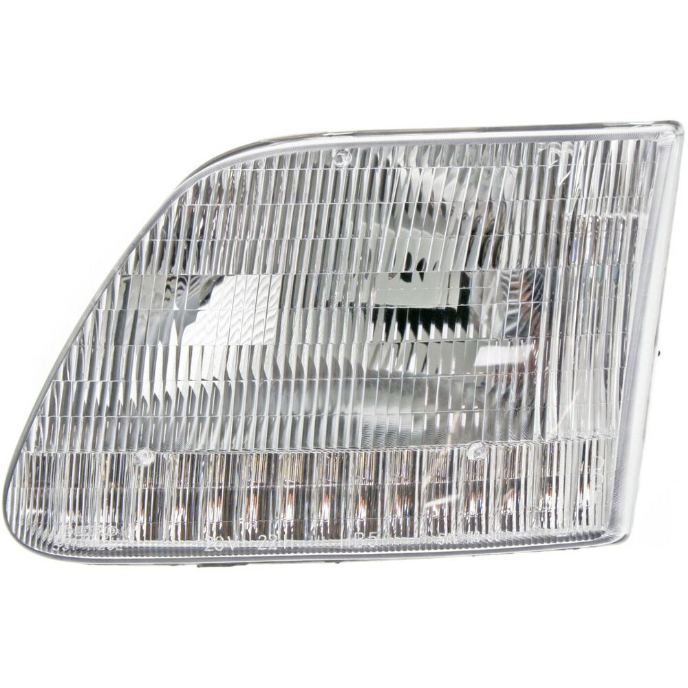 Headlight For 97 2003 Ford F 150 97 99 F 250 Driver Side w