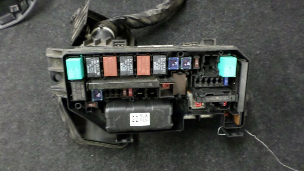2010 Honda Accord Engine Fuse Box 4dr Sedan 2 4l Lx Us Built 140704 R418