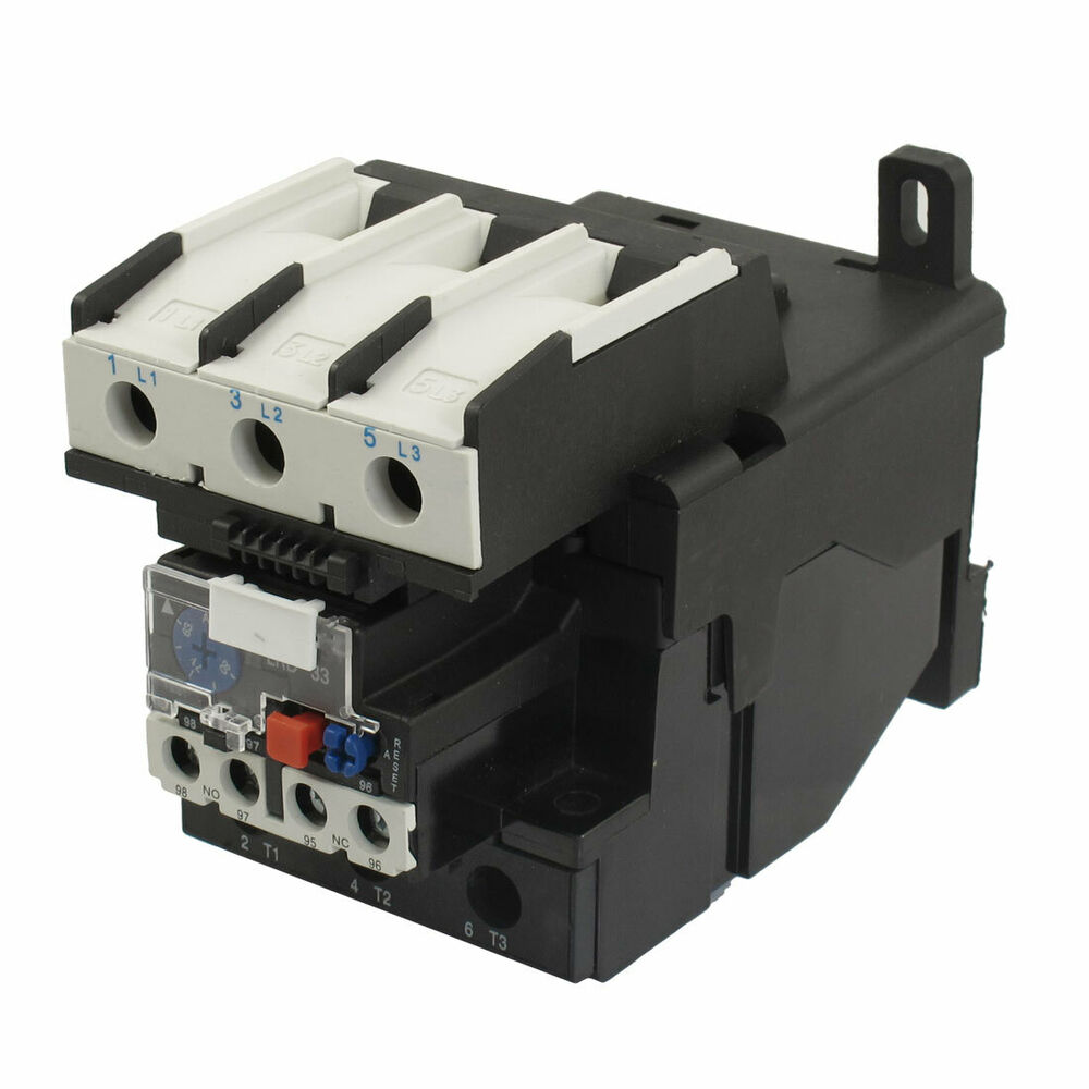 80a Rated Current Motor Protector Thermal Overload Relay