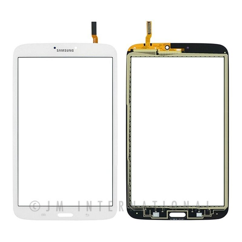 White Samsung Galaxy Tab 3 SM-T310 8.0 Outer Glass Touch ...