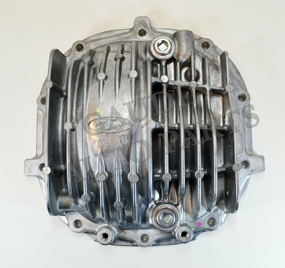 Ford Rear Axle Parts : Ford oem mustang rear axle differential pumpkin