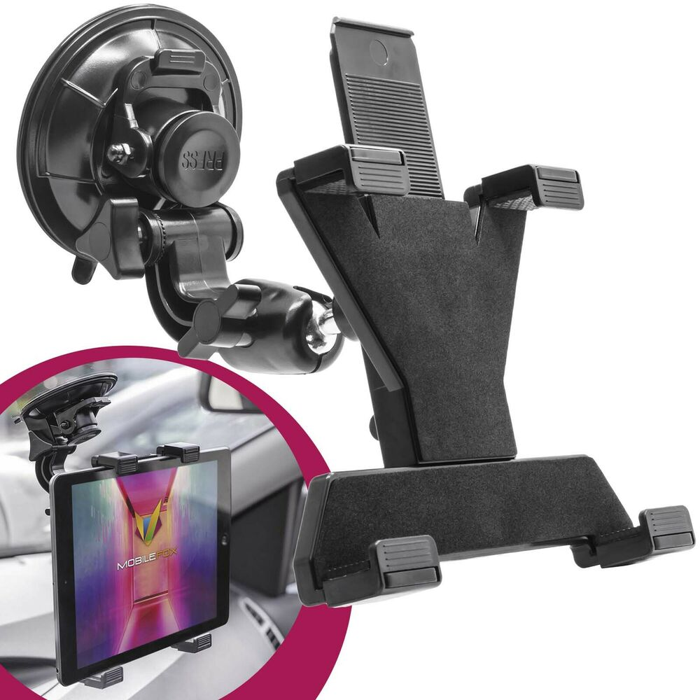 360 kfz halterung auto halter tablet pc car holder pkw mount lkw apple ipad air ebay. Black Bedroom Furniture Sets. Home Design Ideas