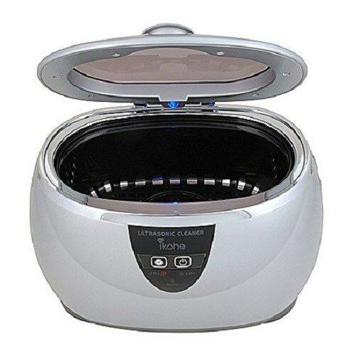 Ikohe personal ultrasonic cleaner isonic gemoro sparkle for Sparkle spa pro jewelry cleaner reviews