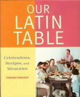 Our Latin Table - memories & recipes for celebrations