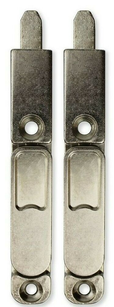Upvc Finger Opperated Shoot Bolts For French Doors 1 Pair