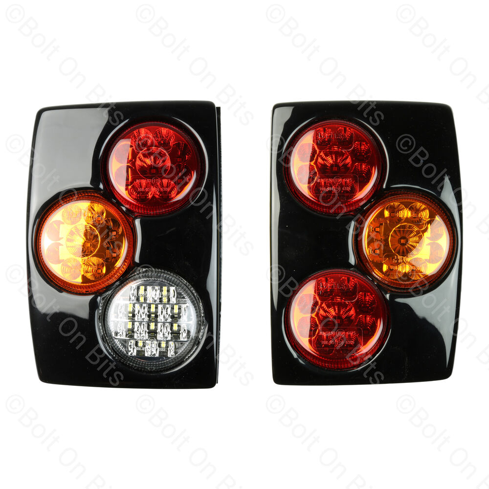Rdx Led Rear Lamp Lights Range Rover Classic 1971 To 1994
