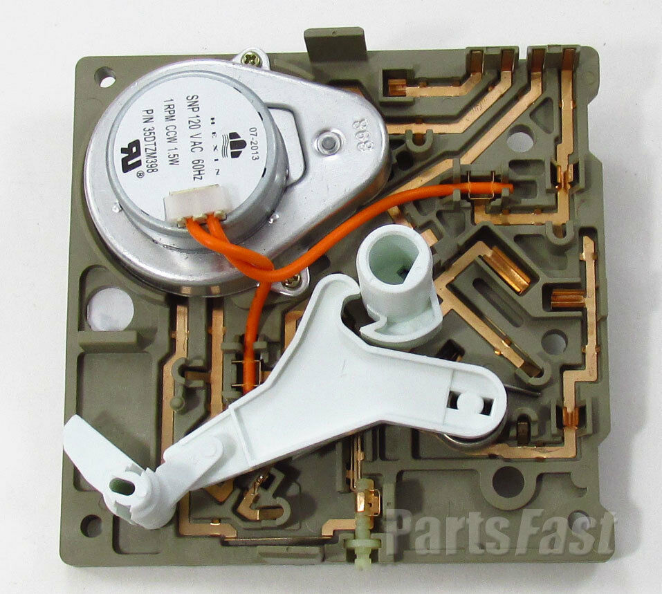 628358 New Ice Maker Module Control Motor For All