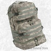 """23"""" Water Resistant Digital Camo Backpack Bug Out Bag Camping Hiking Hunting"""
