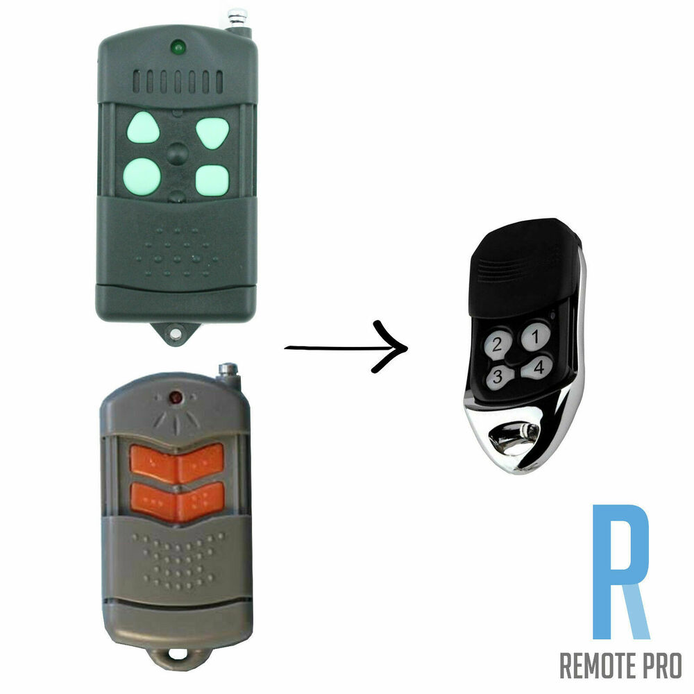 Nu-Tech/Nutech Garage/Gate Remote Control Replacement