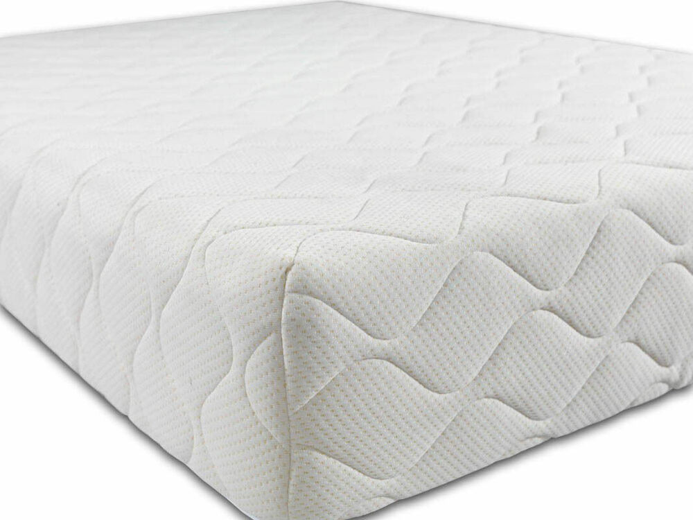 Brand new medium 8 inch reflex memory all foam mattress ebay Where to buy mattress foam