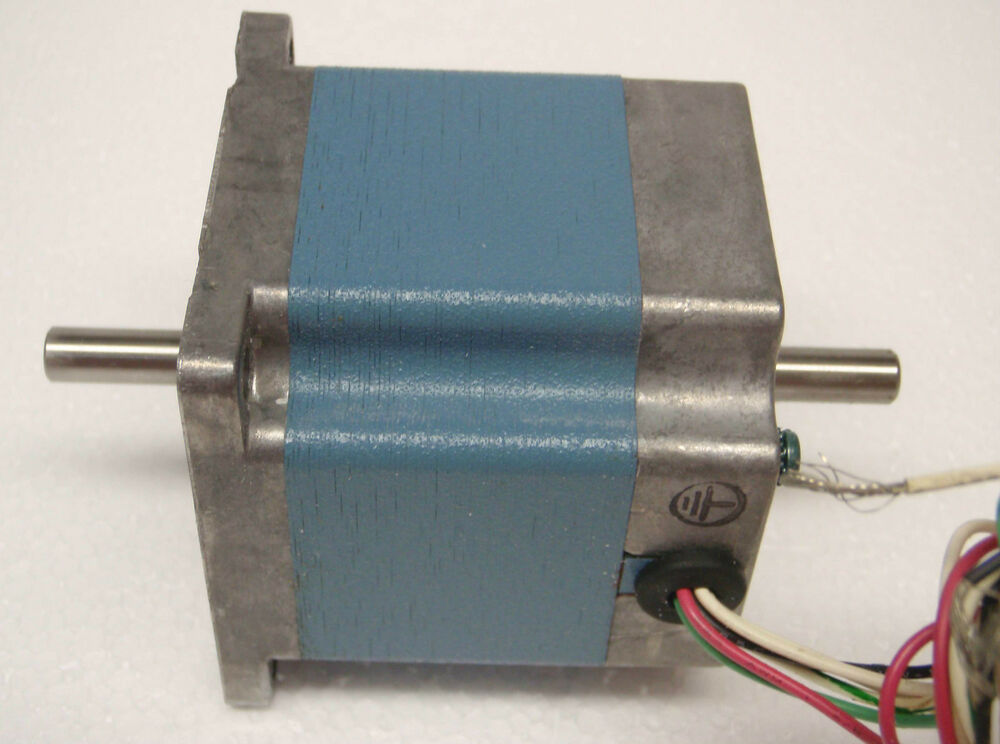 Superior Electric Slo Syn Step Motor Kml061s02e Syncoonous Stepping Motor 6 4 V Ebay