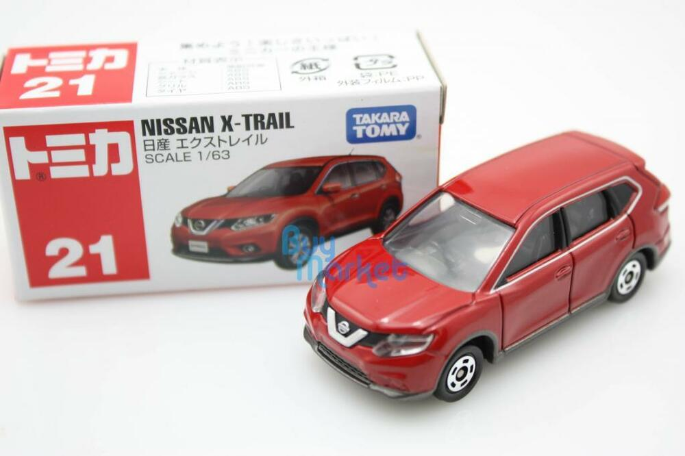 takara tomica tomy 21 nissan x trail scale 1 63 diecast. Black Bedroom Furniture Sets. Home Design Ideas