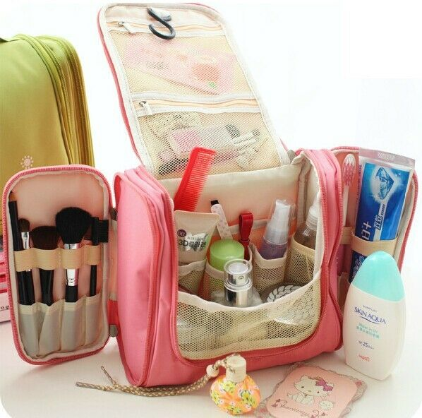Benefit cosmetics travel bag