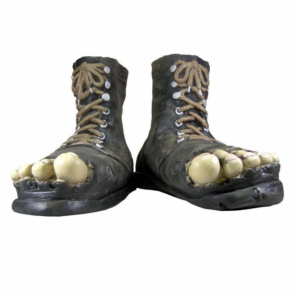 Billy Bob Hillbilly Workboot Shoe Covers Funny Redneck Boot Cover Fits Up To 13 | EBay
