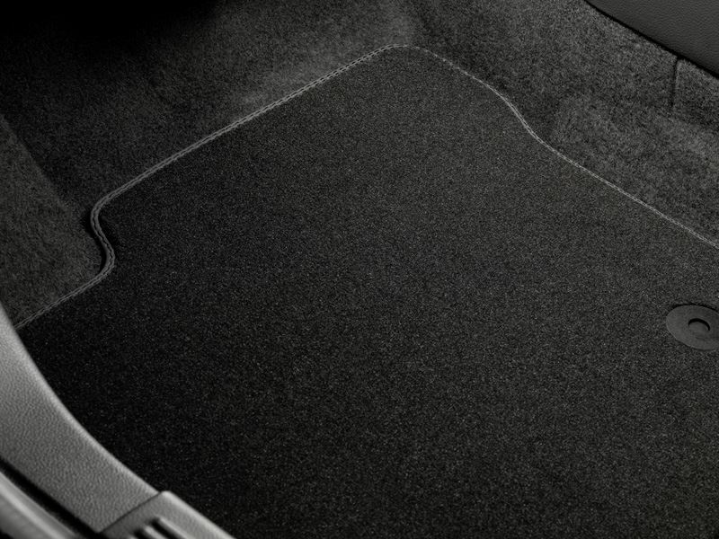Ford Fiesta Velour Car Mats