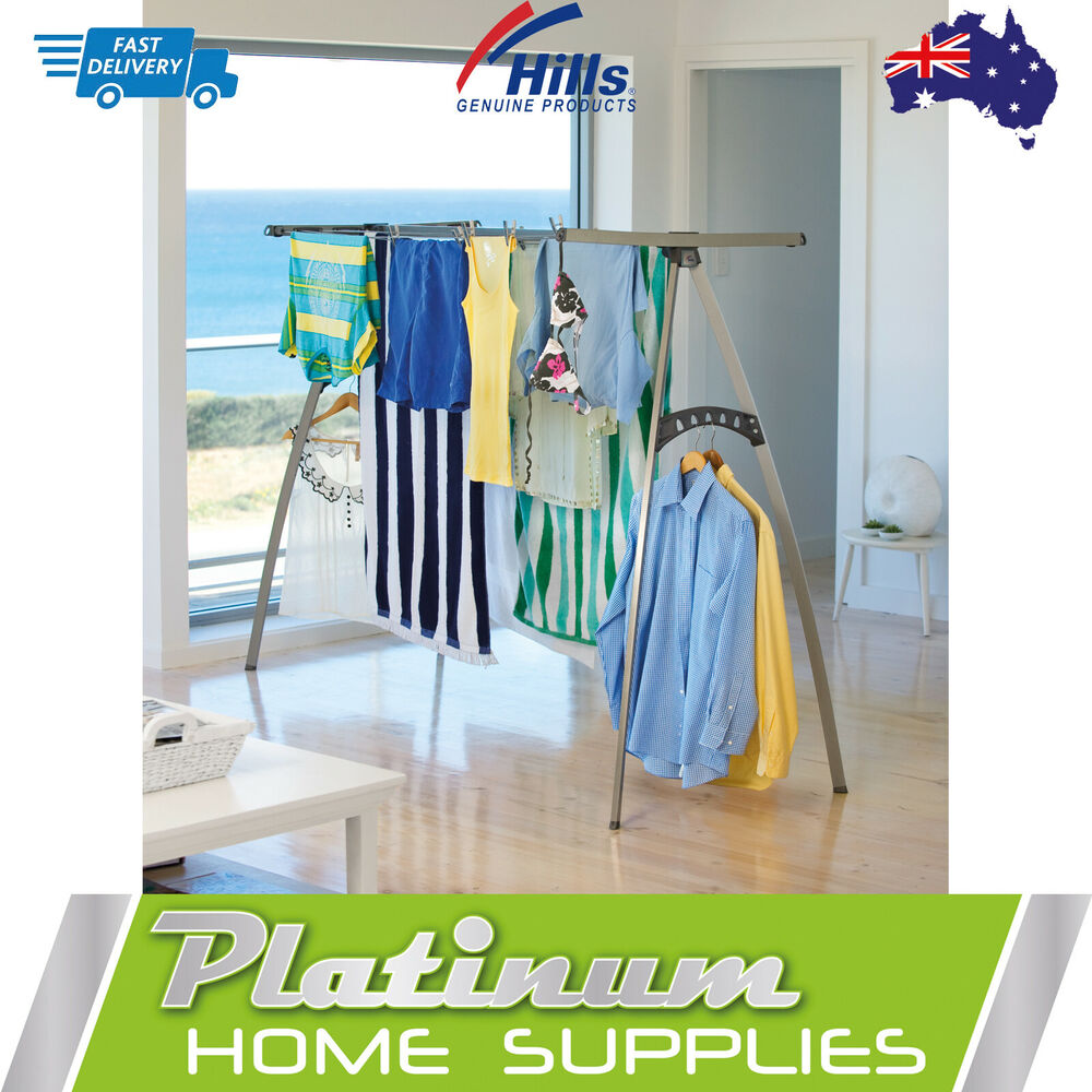 New Clothesline Airer Hills 170 Portable Indoor Clothes