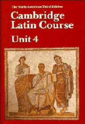 Cambridge Latin Course Book 3 -