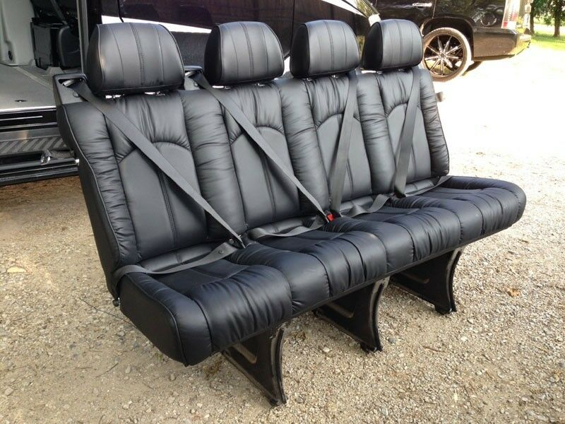 2015 mercedes benz sprinter luxury seats also fits 2007 2014 vans limousine seat ebay. Black Bedroom Furniture Sets. Home Design Ideas