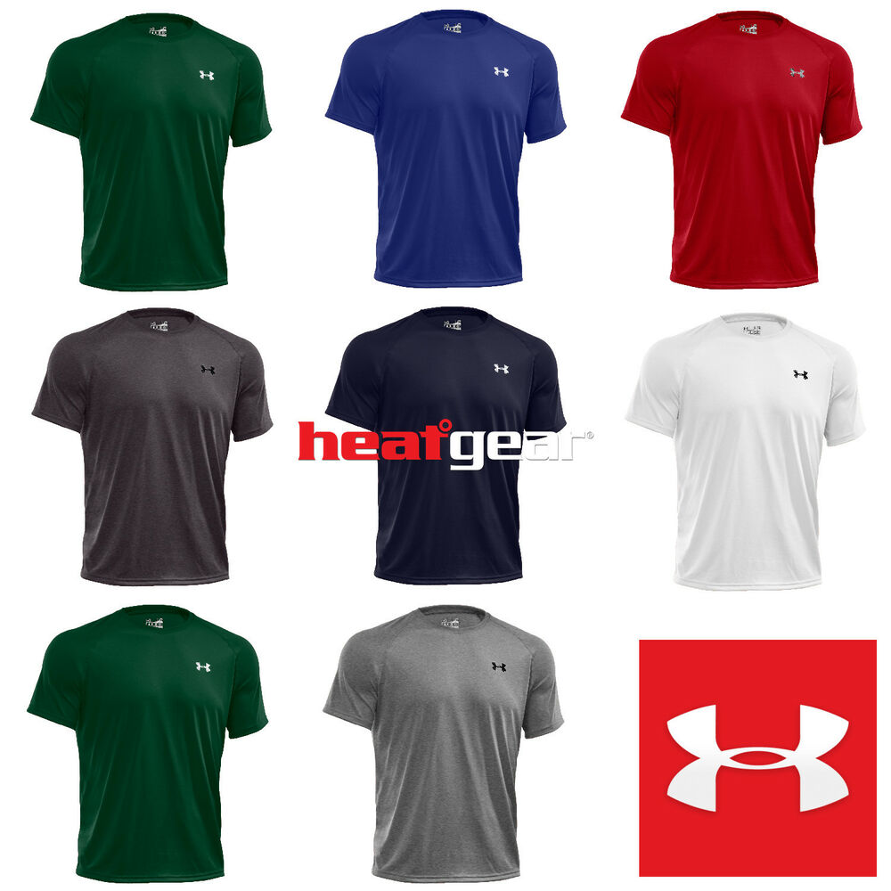 Under Armour Ua 1228539 Tech Soft Lightweight Heatgear T