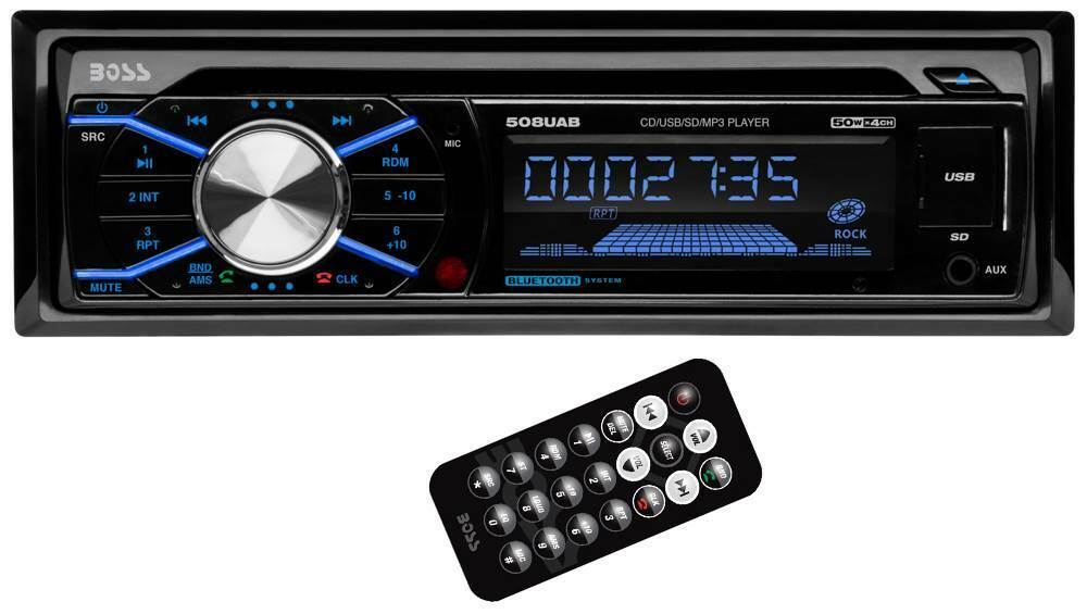 s l1000 boss 508uab in dash cd car player usb sd mp3 stereo audio receiver boss 508uab wiring diagram at bakdesigns.co