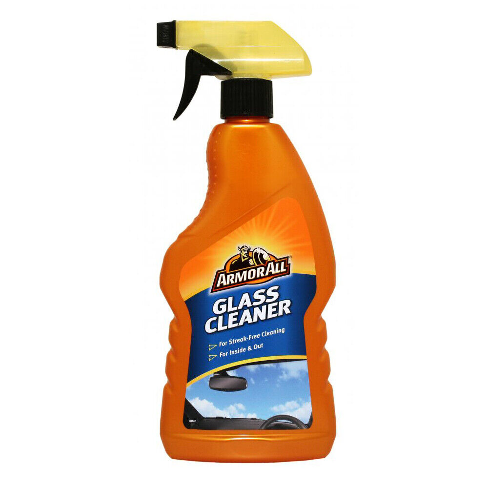 Alcohol Based Cleaner For Glass