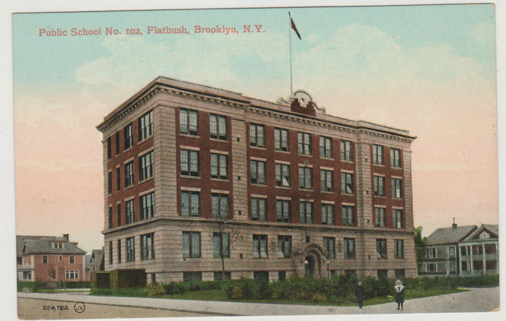 Flatbush public school ps 102 brooklyn nyc ebay for Buying a house in brooklyn