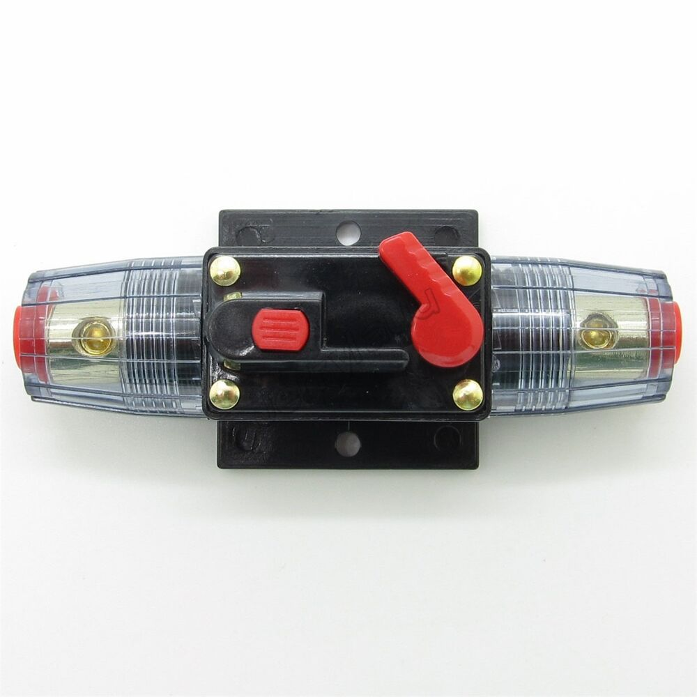 Auto Switch Fuse Box Insurance Block Fuse Holder For Car