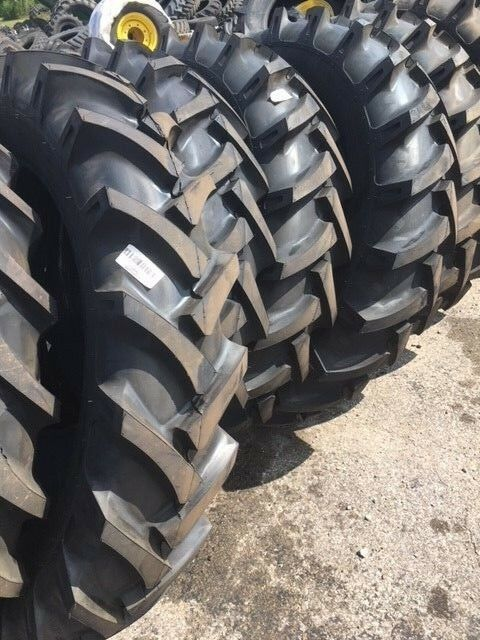 Tractor Supply Tires : Two john deere ply tube type r bar lug rear