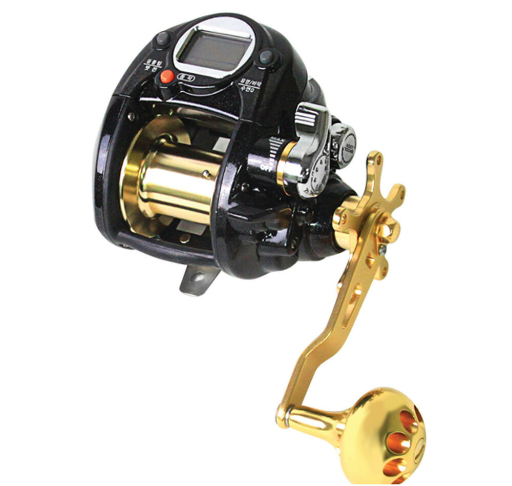 Banax kaigen 7000cl high technology electric fishing reel for Ebay fishing reels