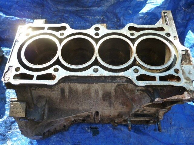 jdm honda accord fb bare engine block assembly motor  vtec ha ebay