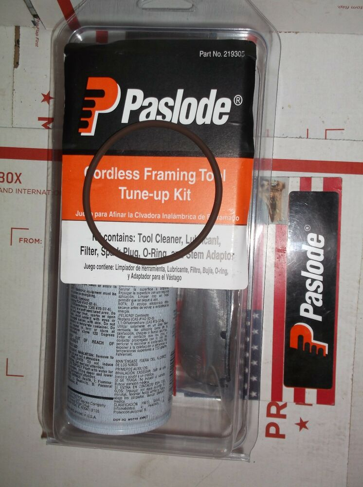 Paslode 219305 Cordless Framing Nailer Tune Up Kit With