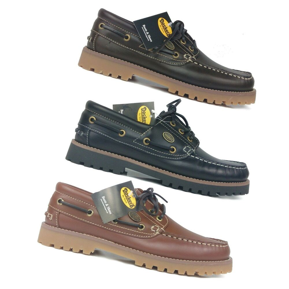 Dockers Boat Shoes Size