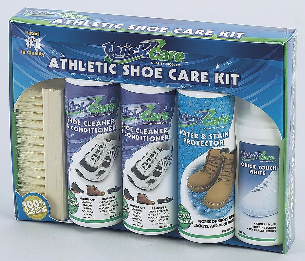 White Athletic Shoe Cleaner
