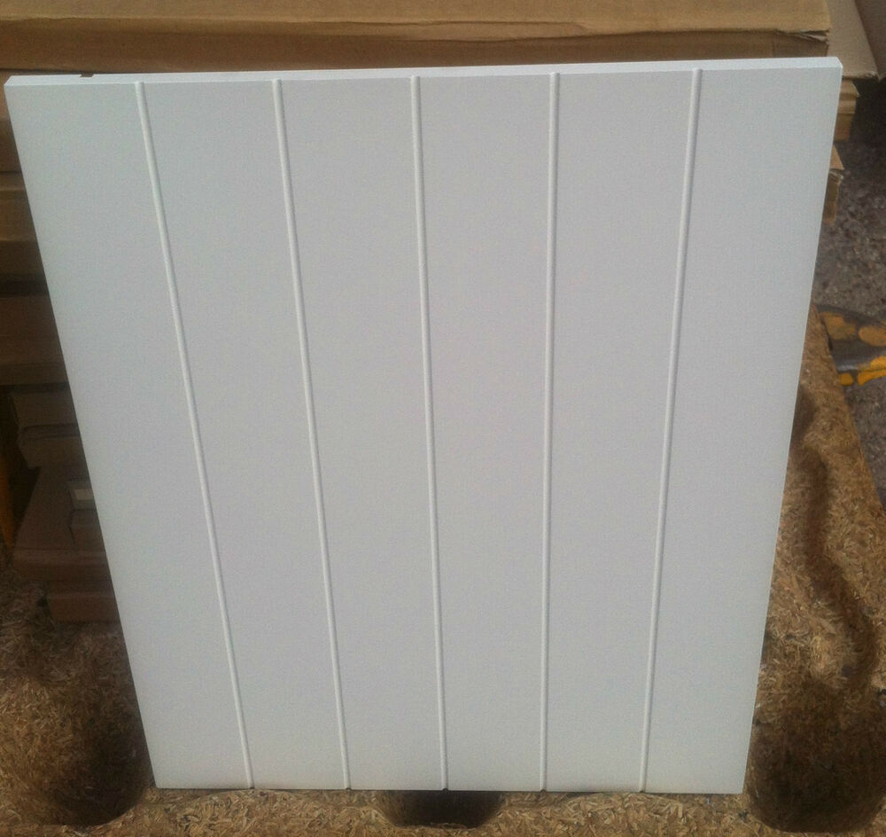 Cream Kitchen Doors: Ivory Magnoalia Cream Kitchen Unit Cabinet Grooved T&G