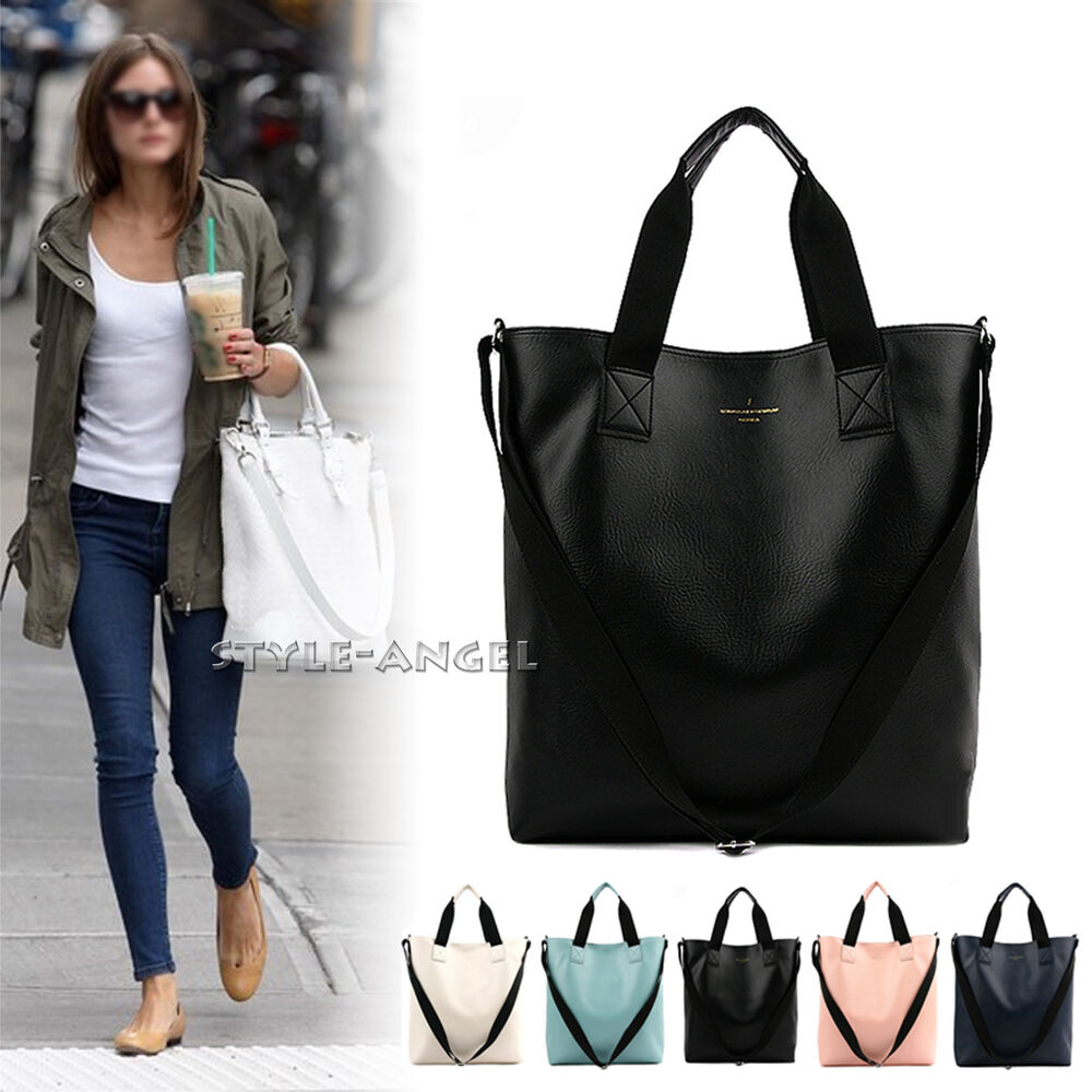 New Women Handbag Ladies Shoulder Tote Cross Body Bag Korean Fashion Bag Satchel Ebay