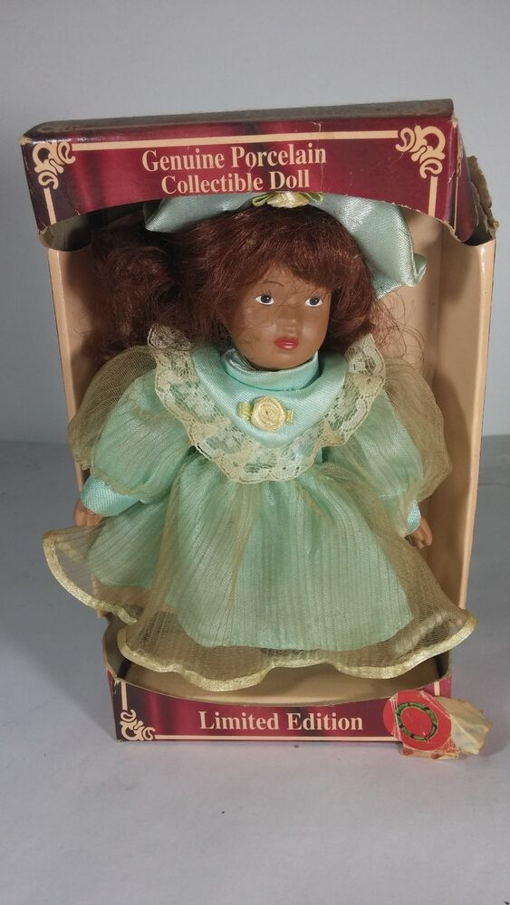 75 Chrome Shop >> (#262) GENUINE PORCELAIN COLLECTIBLE DOLL | LIMITED EDITION | GREENBRIER | eBay
