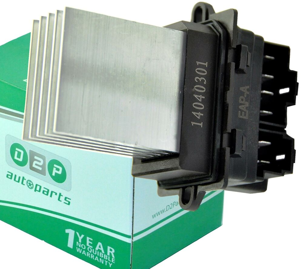 For chrysler voyager town country 300c aspen heater for Chrysler pacifica blower motor resistor
