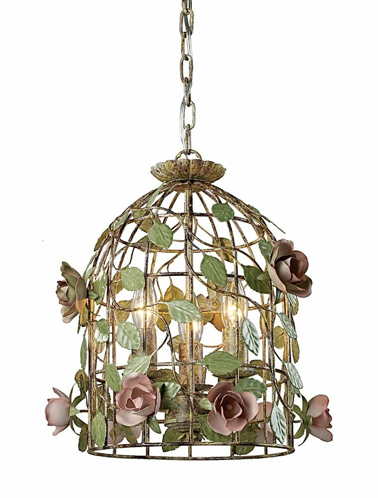 Cascada Gold Hoops Round Chandelier With Black Shade 14718 P additionally Natalia Antique Style 6 Light Pendant Farmhouse Chandeliers also 231363522196 additionally 2516 Vintage Foyer Antique White Bird Cage Light Chandelier furthermore 448319337877159068. on rustic candle chandelier lighting
