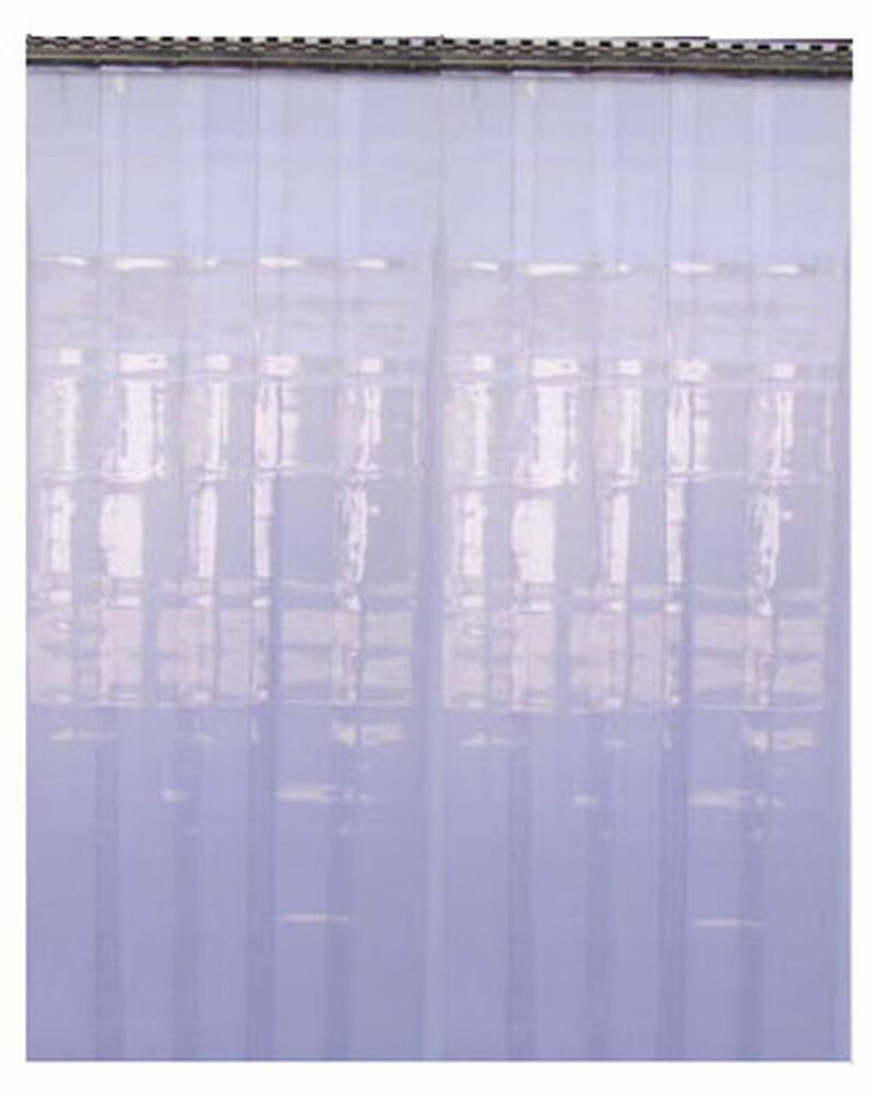 Pvc Strip Curtain Door Strips 1 Meter X 2 Meter For