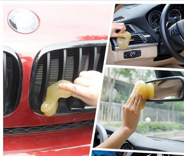 air conditioning vent panel dust remove cleaner glue gel gum plastic for bmw e46 ebay