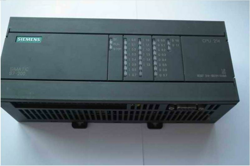 cpu214 siemens simatic s7 200 plc 6es7 214 1bc01 0xb0 tested ebay. Black Bedroom Furniture Sets. Home Design Ideas